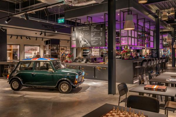 Moxy London Heathrow Airport Hounslow