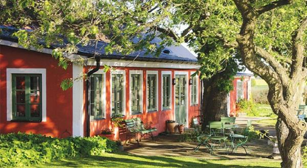 Östangård Bed & Breakfast Skillinge