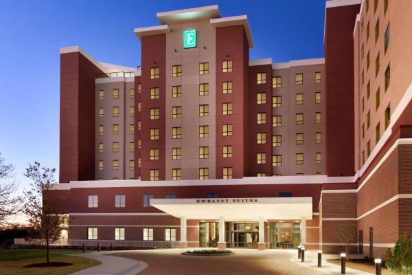 Embassy Suites By Hilton Wilmington Riverfront Уилмингтон