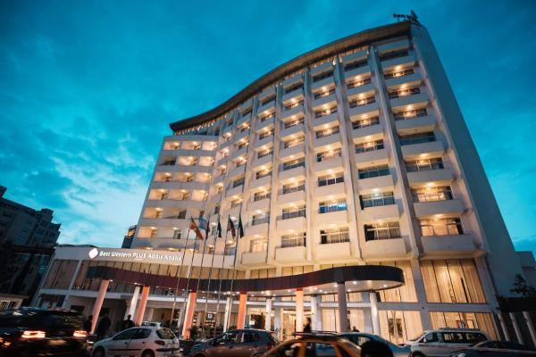 Best Western Plus Addis Ababa Аддис-Абеба