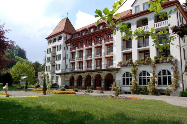 Mattenhof Resort Интерлакен