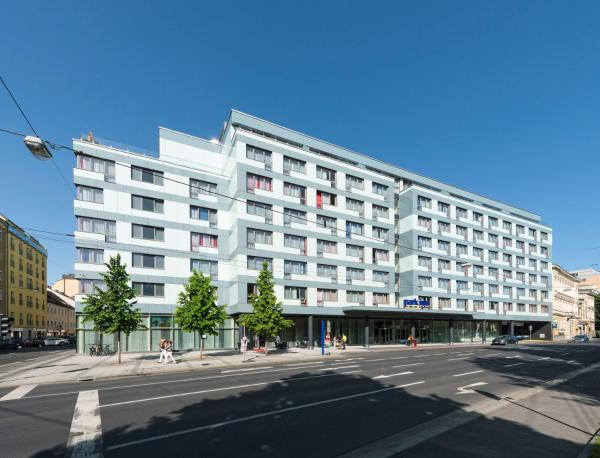Park Inn by Radisson Linz Линц