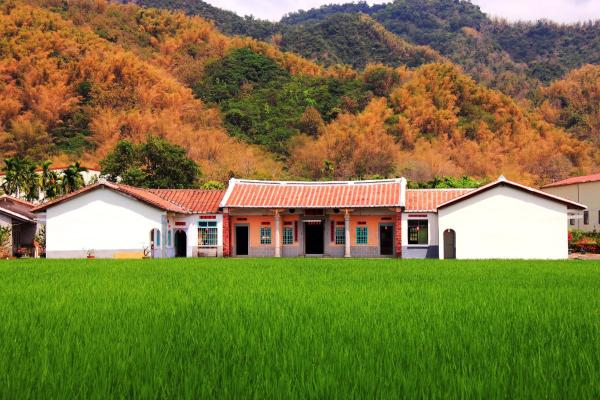Yellow And Black Guest House Meinong