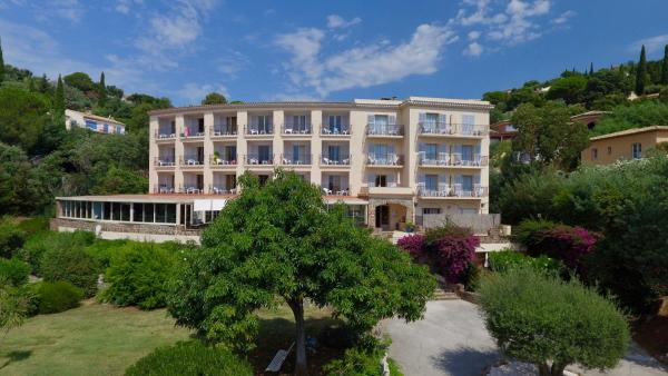 Hotel Residence Beach Cavalaire-sur-Mer