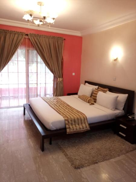 Deluxe Suites Superior Accommodation Kaduna