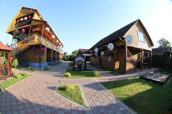 Гостиничный комплекс Между трех озер