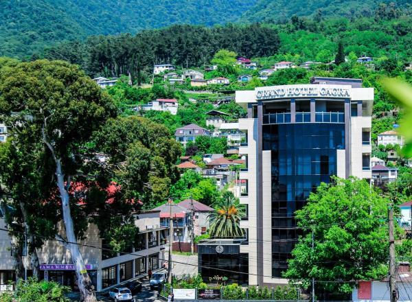 гранд отель гагра 4 абхазия официальный сайт