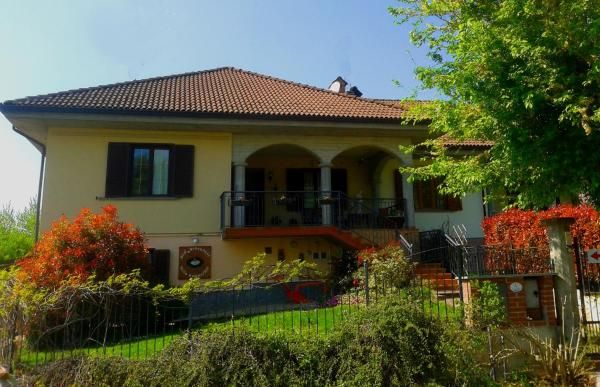 Bed & Breakfast Villa Romaniani Carbonara Scrivia