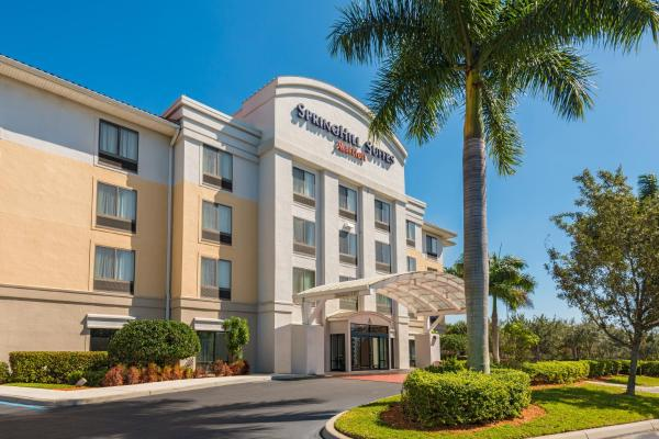 SpringHill Suites Fort Myers Airport Fort Myers