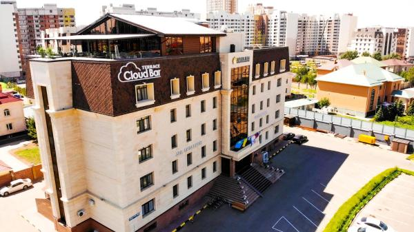 Aisha Bibi Hotel & Apartments / Апарт-отель Aisha Bibi Астана