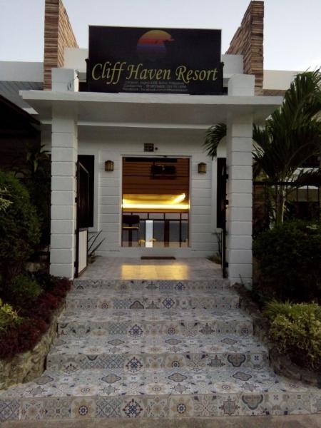 Cliff haven resort Jagna
