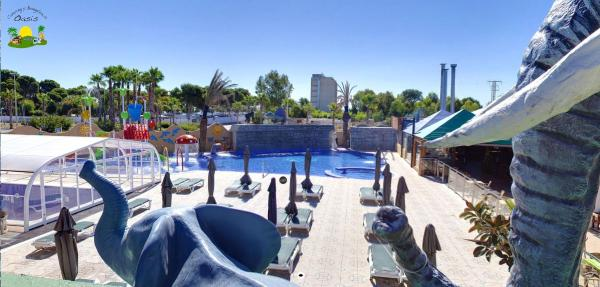 Camping Bungalows Oasis 4 Oropesa Del Mar Azahar Coast Spain 3 Guest Reviews Book Hotel Camping Bungalows Oasis 4