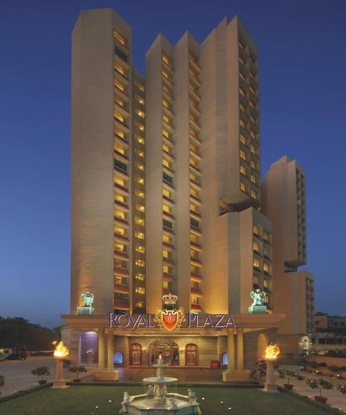 Hotel The Royal Plaza Nuova Delhi