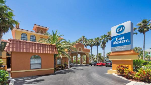 Best Western St. Augustine Beach Inn