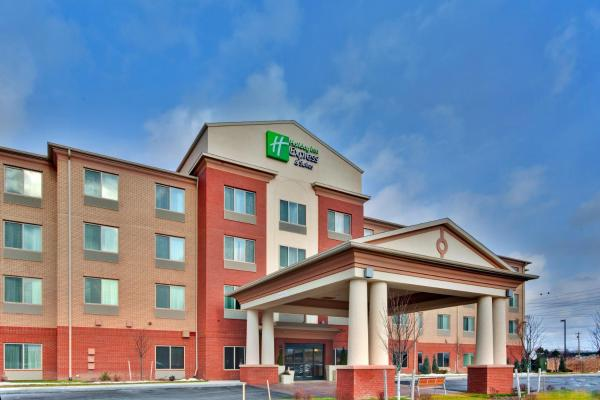 Holiday Inn Express Hotel & Suites Dewitt - Syracuse East Syracuse