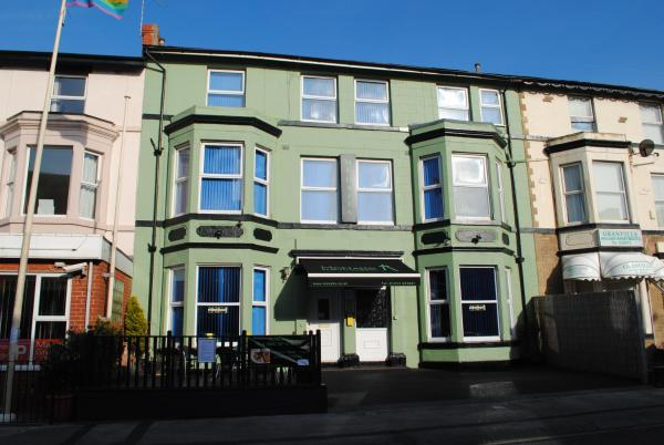 McHalls Bed & Breakfast Adults Only Blackpool
