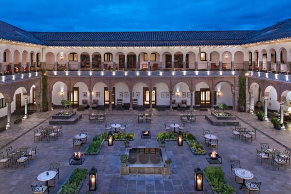 JW Marriott El Convento Cusco Cusco