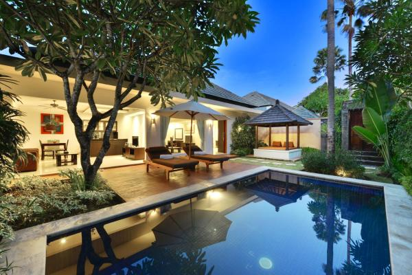 The Yubi Boutique Villas Seminyak Семиньяк