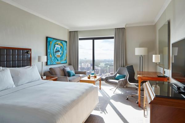 London Marriott Hotel Marble Arch Westminster Borough