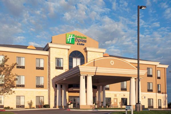 Holiday Inn Express Hotel & Suites Amarillo South Амарилло