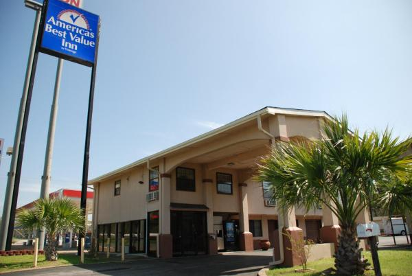 Americas Best Value Inn Tyler