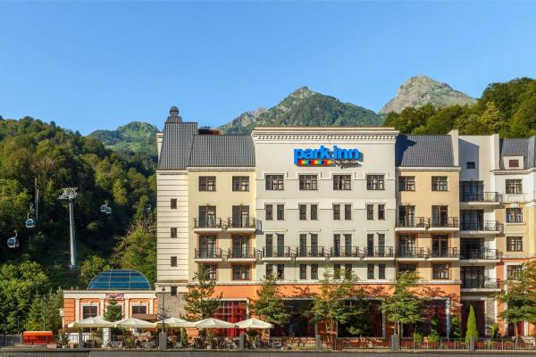 Park Inn by Radisson Rosa Khutor Estosadok