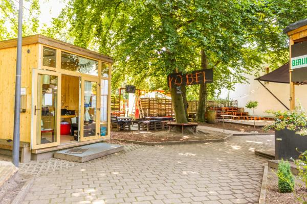 EASY Lodges Berlin Берлин