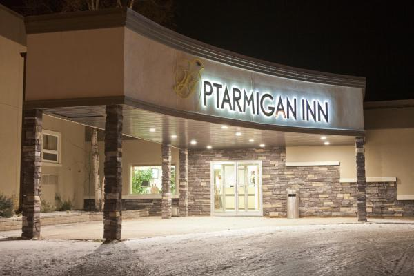 Ptarmigan Inn Hay River