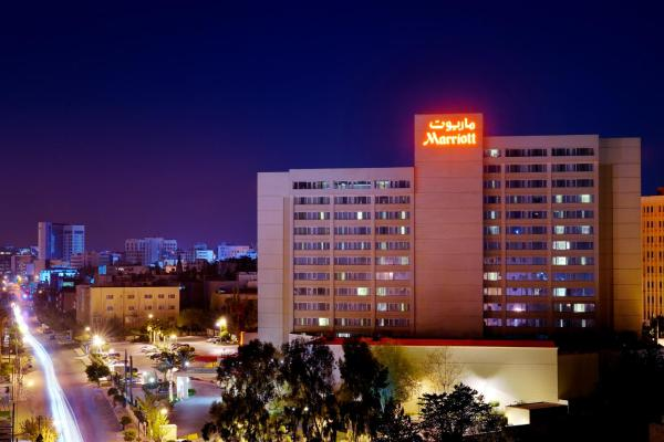 Amman Marriott Hotel Амман