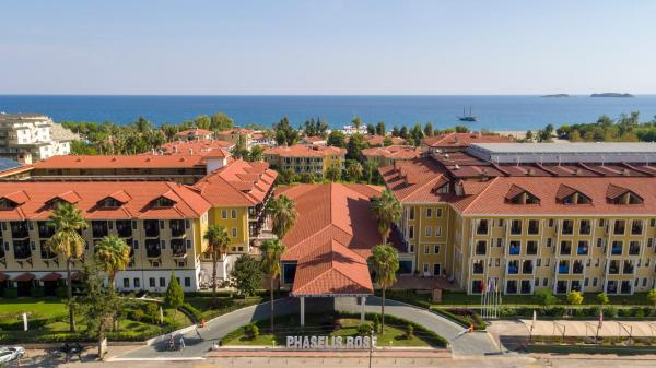 Club Hotel Phaselis Rose / Фазелис Роз Клуб Отель Текирова