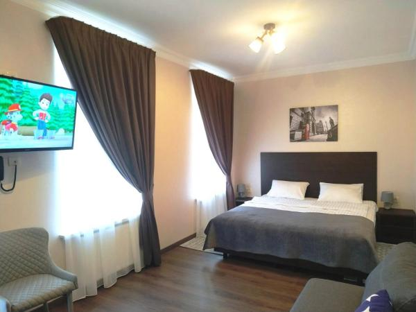 Hotel Business Apartments Dnipro