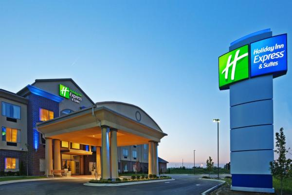 Holiday Inn Express Hotel and Suites Okmulgee Okmulgee