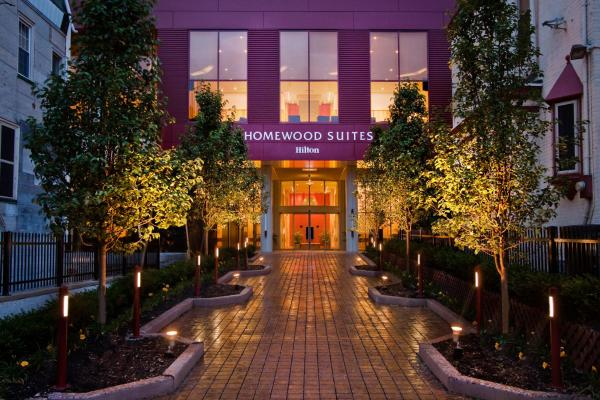 Homewood Suites University City Philadelphia Филадельфия