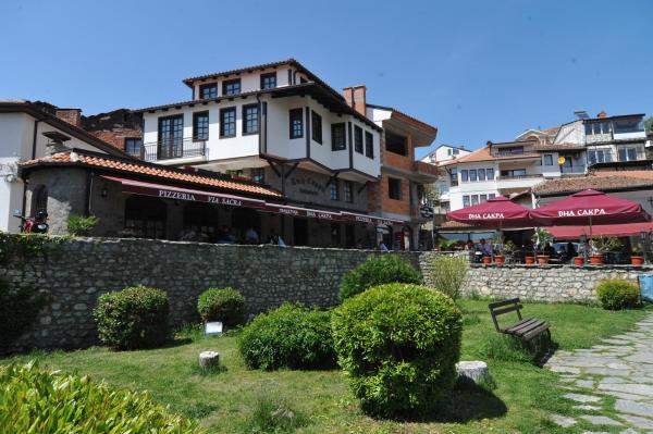 Apartments Via Sakra Ohrid