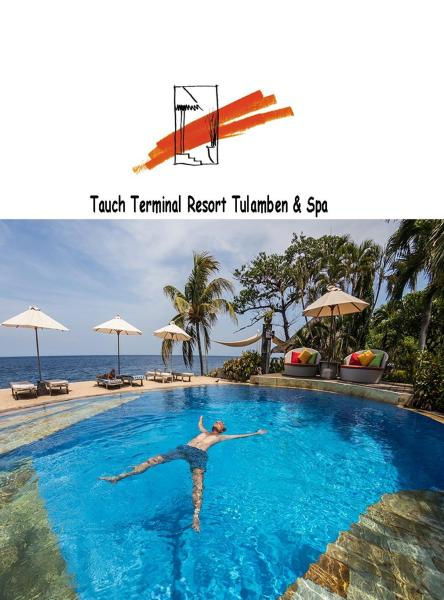 Tauch Terminal Resort Tulamben & Spa