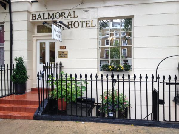 Balmoral House Hotel Westminster Borough