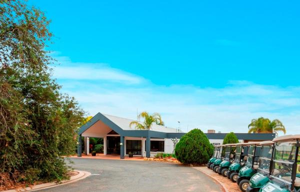Barmera Country Club Motor Inn Barmera