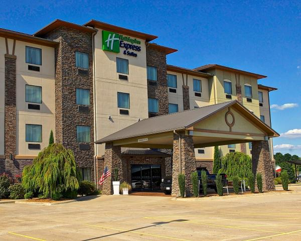 Holiday Inn Express and Suites Heber Springs Heber Springs