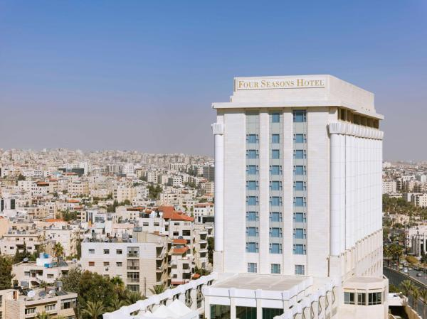Four Seasons Hotel Amman Амман