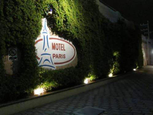 Motell Paris