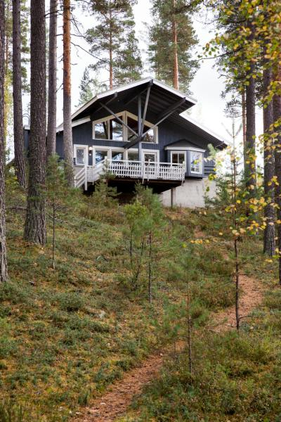 Holiday Club Punkaharju Villas Kulennoinen