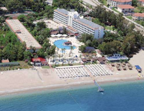 Larissa Phaselis Princess Resort / Zen Phaselis Princess Resort&Spa Текирова