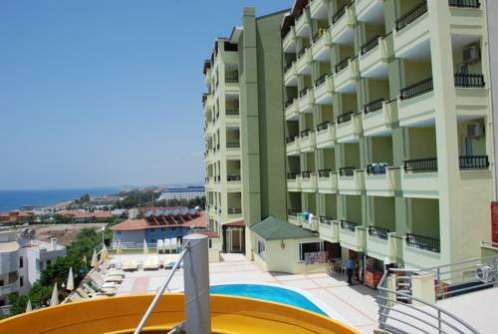 Blue Night Hotel - All Inclusive Konaklı