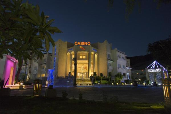 Taba Sands Hotel & Casino Таба