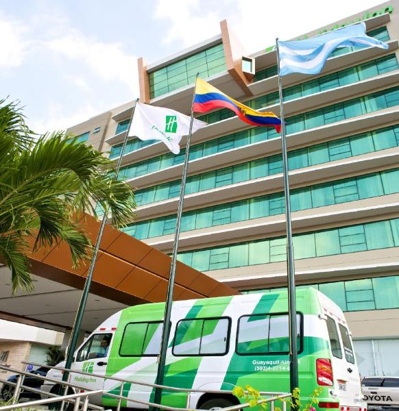 Holiday Inn Guayaquil Airport Гуаякиль