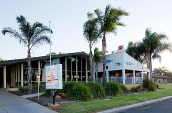 Barmera Lake Resort Motel Barmera