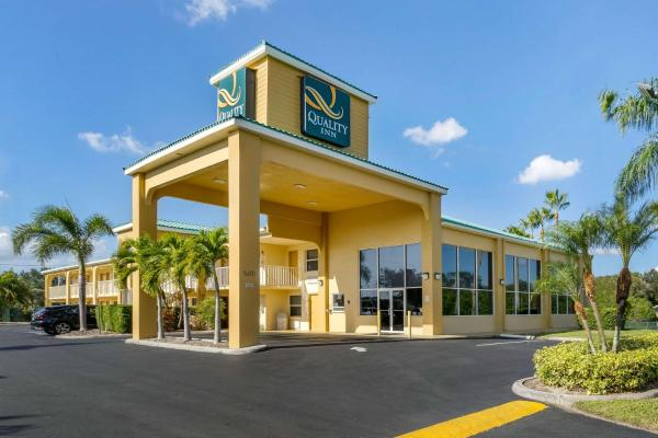 Quality Inn Near Ellenton Outlet Mall Bradenton