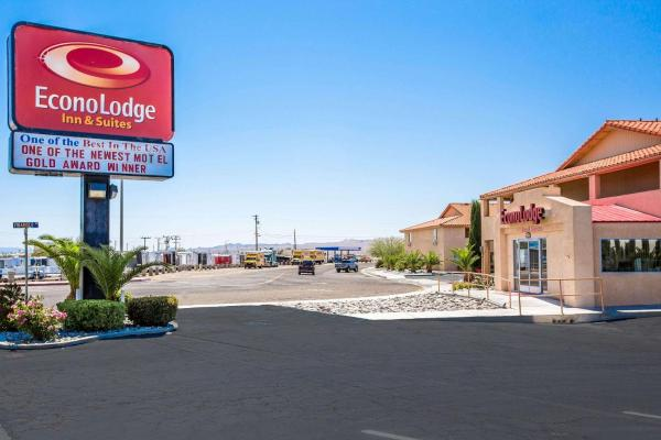 Econo Lodge Inn & Suites near China Lake Naval Station Ridgecrest