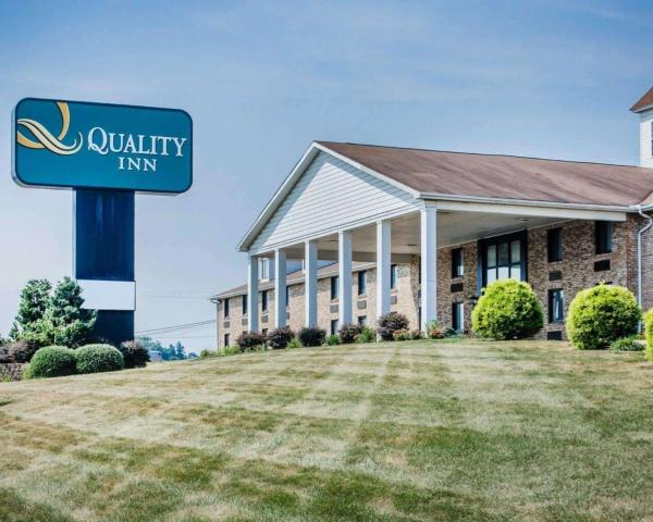 Quality Inn Riverview Enola Harrisburg