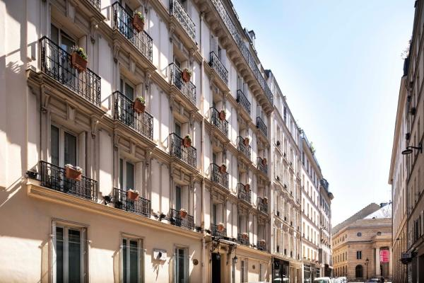 Grand Hotel des Balcons Paris